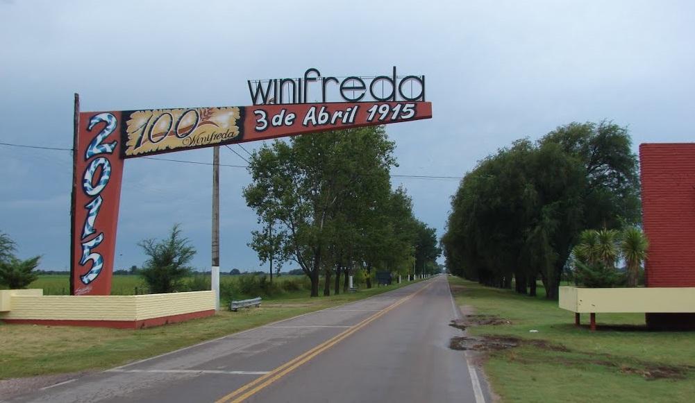 ¡Winifreda celebra hoy un emotivo nuevo aniversario!