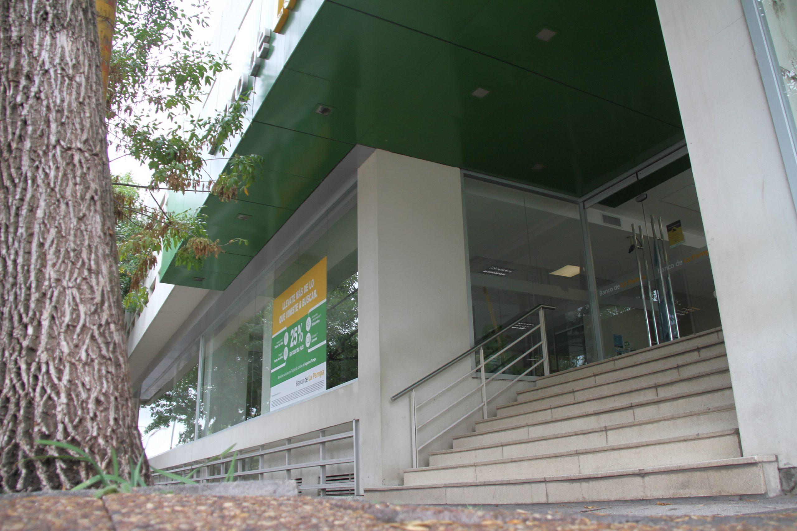 El Banco de La Pampa anunció el cierre preventivo de sus sedes en General Pico, Alta Italia y Trenel