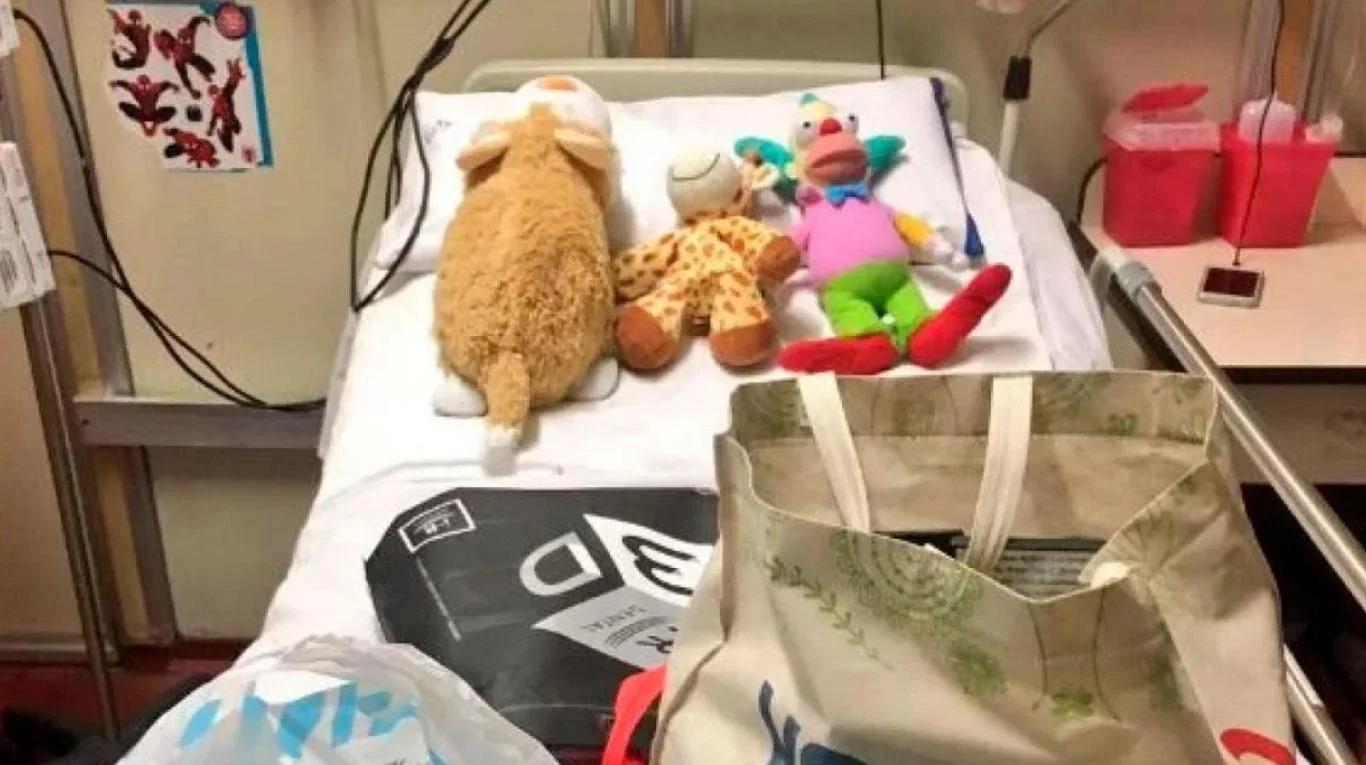Por la pandemia, un nene violado dejó el hospital por primera vez en cinco años en Chaco