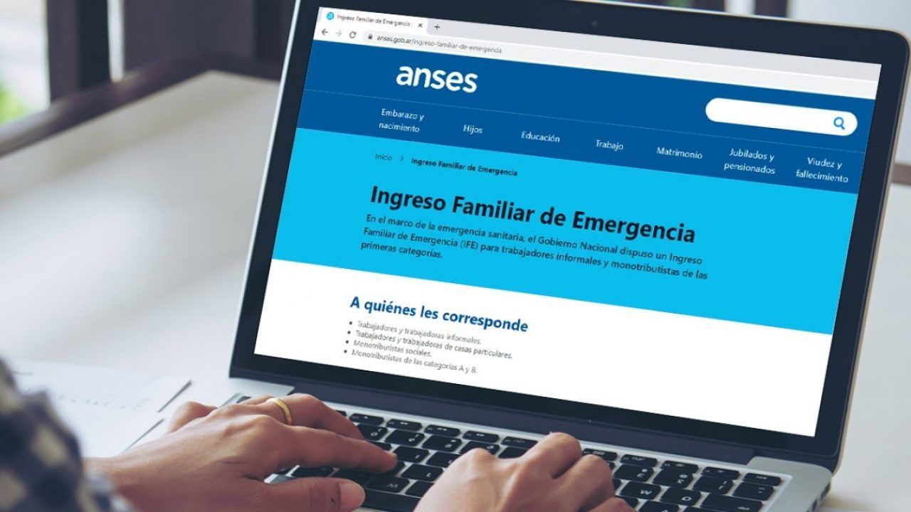 ANSES empezará a pagar el bono de $ 10.000 pesos a partir del martes 21 de abril