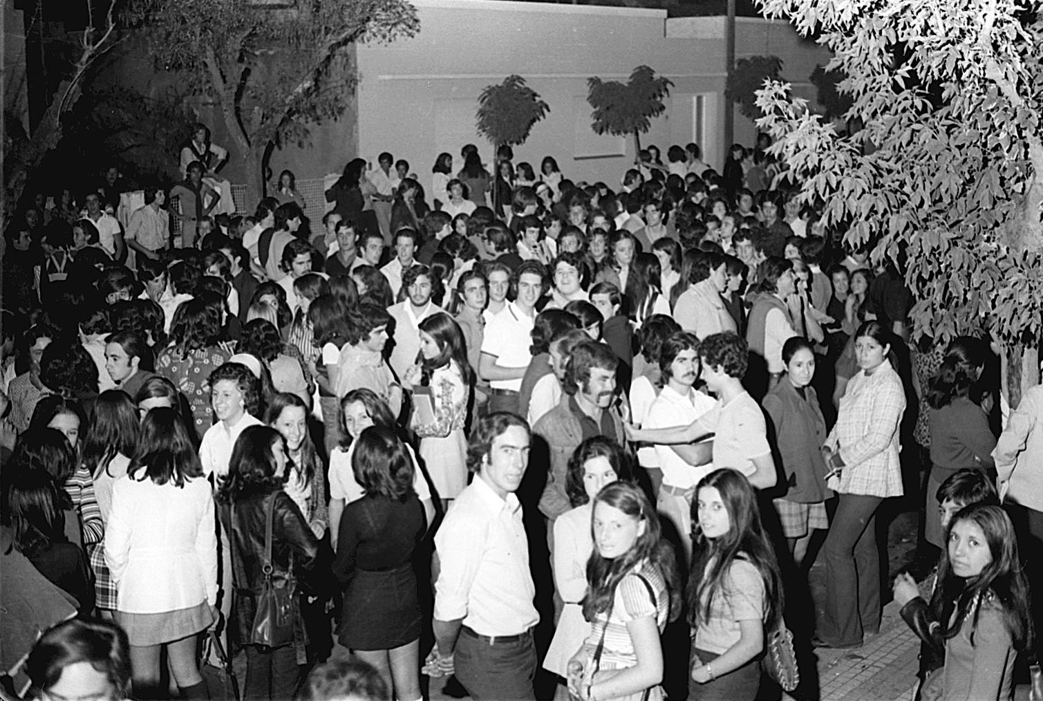 La UNLPam nacional  | con fotos inéditas: primera lucha en la que los jóvenes fueron protagonistas
