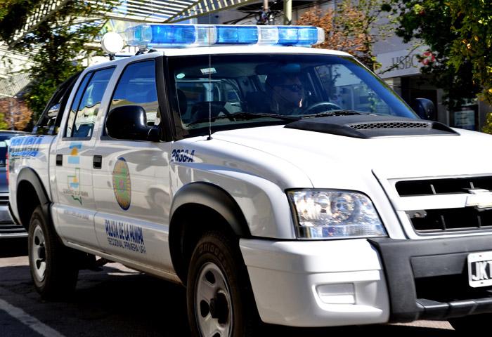 Un policía le disparó a un joven que lo amenazó con un cuchillo y se resistió a la detención  en Ingeniero Luiggi