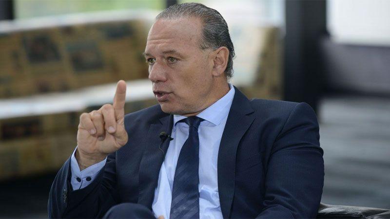 Sergio Berni afirmó que si la Policía y los médicos siguen con sus trabajos, los presos también deberían seguir en la cárcel