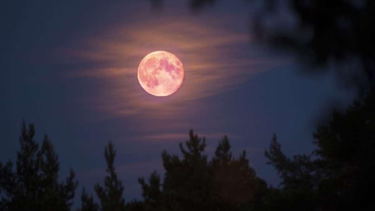 Qué es la superluna rosa de abril? Cuándo y dónde verla – infopico.com