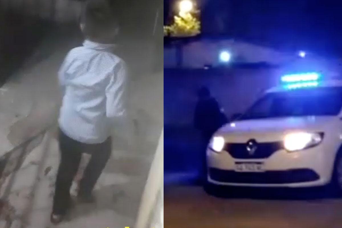 Emocionante video: patrulla policial sorprendió a un niño pampeano por su cumpleaños con sirenas y el feliz cumpleaños