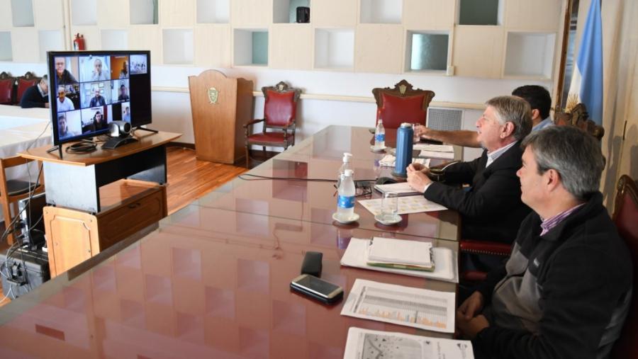 Coronavirus: el Gobernador brindó un informe de situación [VIDEO]