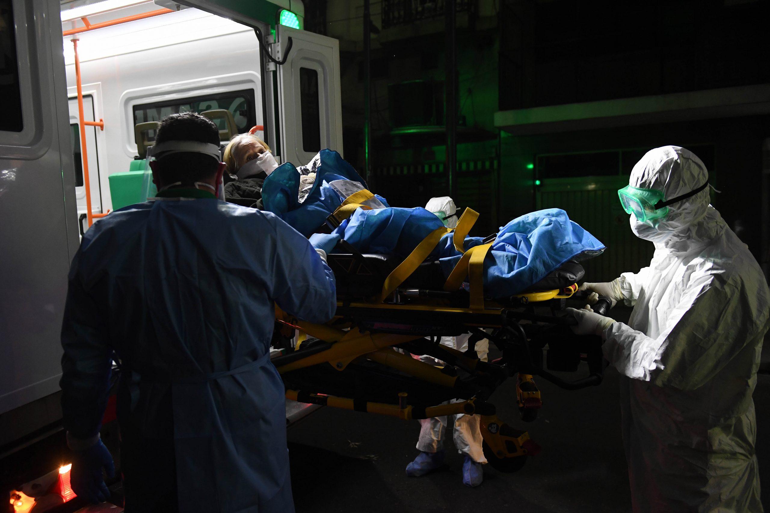 Murieron 29 adultos mayores por coronavirus en geriátricos porteños desde la llegada de la pandemia