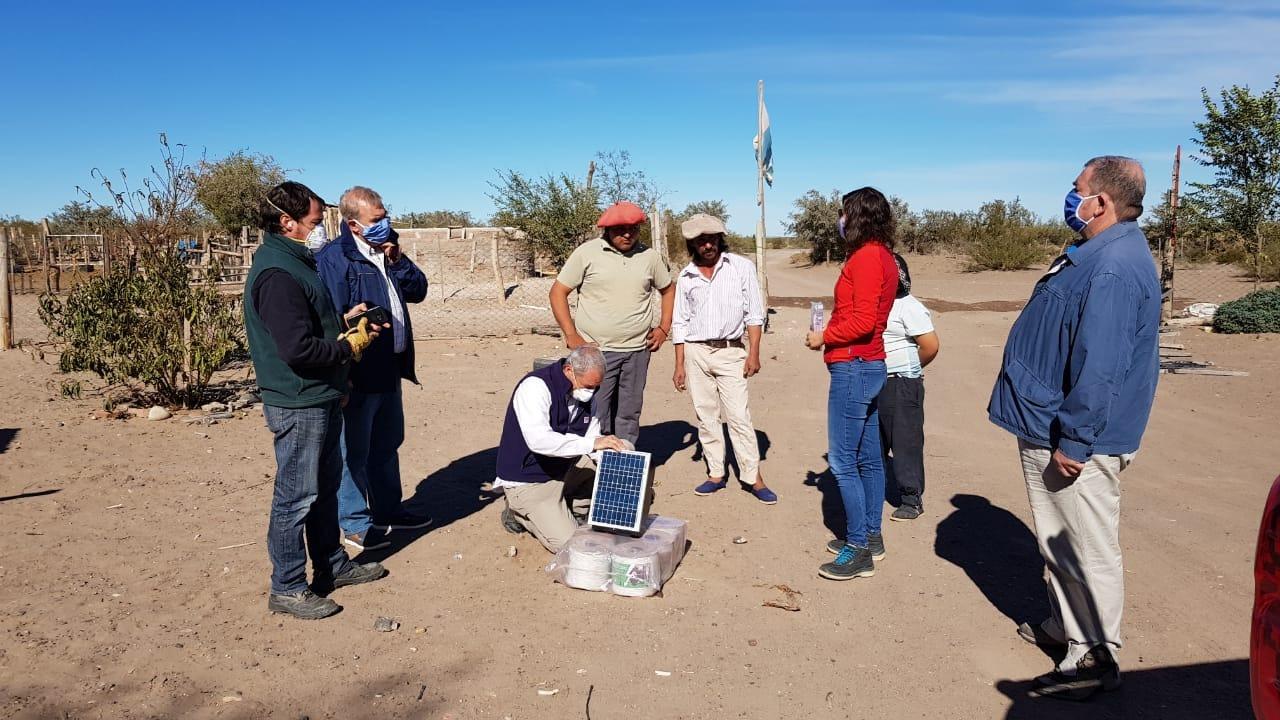 Entregarán más de 120 boyeros solares a agricultores en toda la provincia