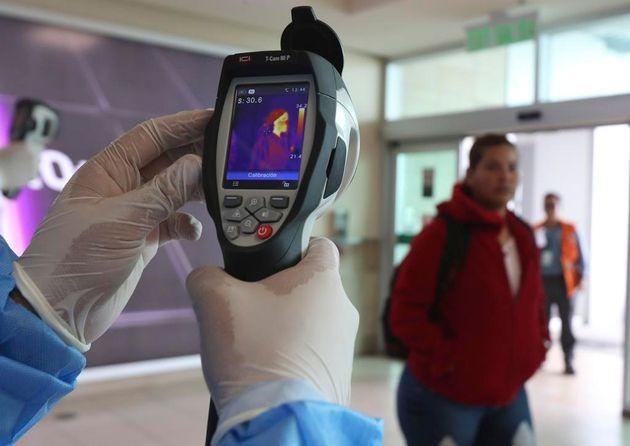 Diputados piden que se instalen cámaras termográficas para medir la temperatura corporal en lugares de circulación masiva