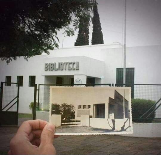 La Biblioteca de Intendente Alvear festeja su 88° aniversario con una velada diferente en cuarentena
