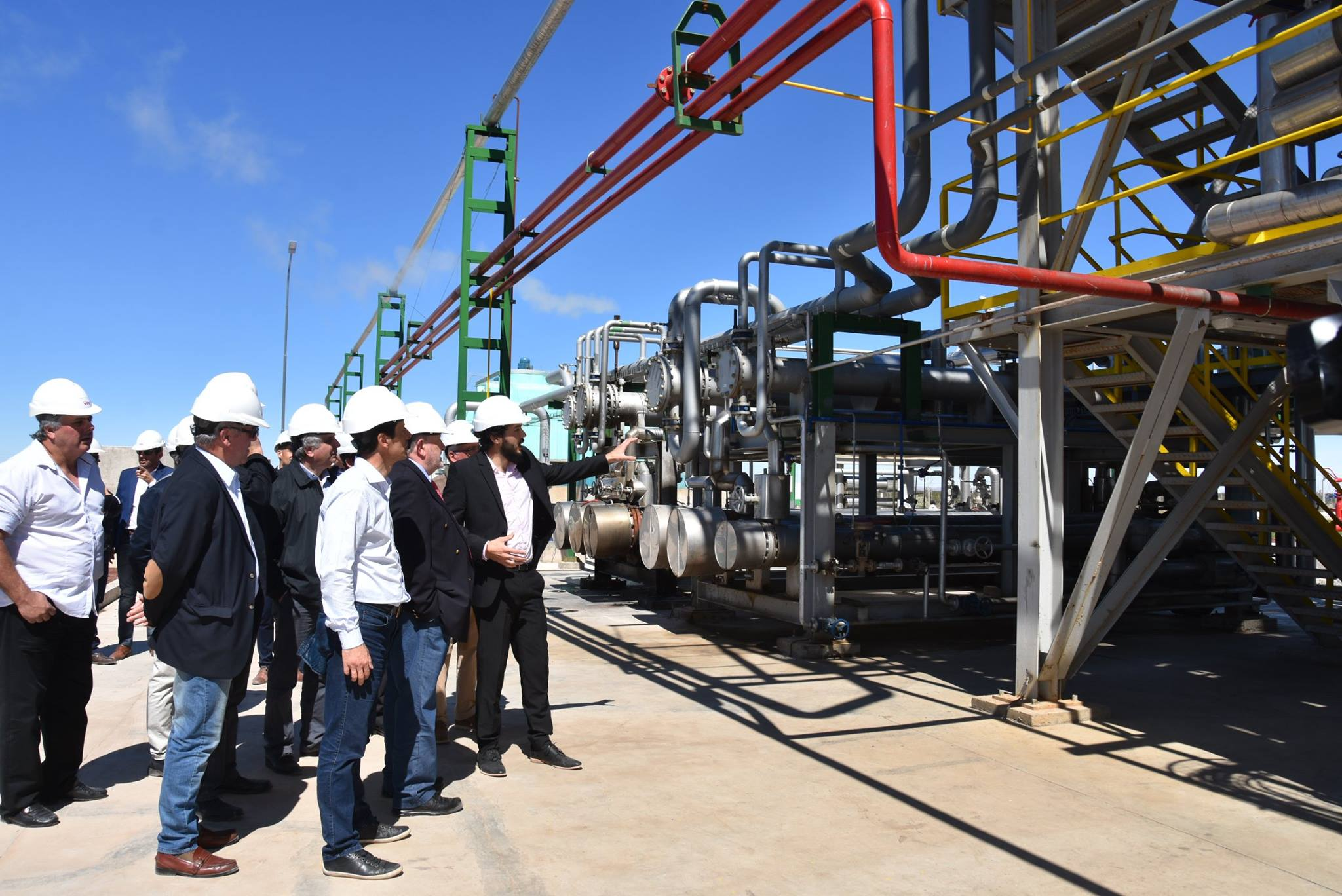 """El """"barril criollo"""" asegura inversiones y puestos de trabajo en La Pampa"""