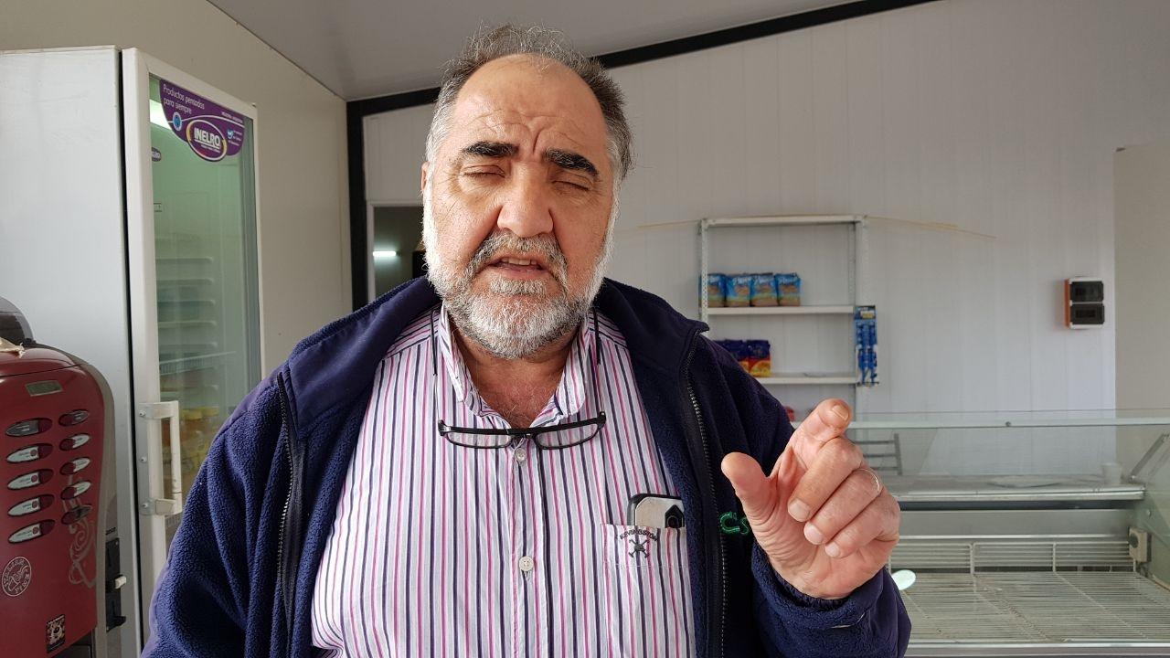 Murió Pedro Mangas: sufrió un paro cardíaco