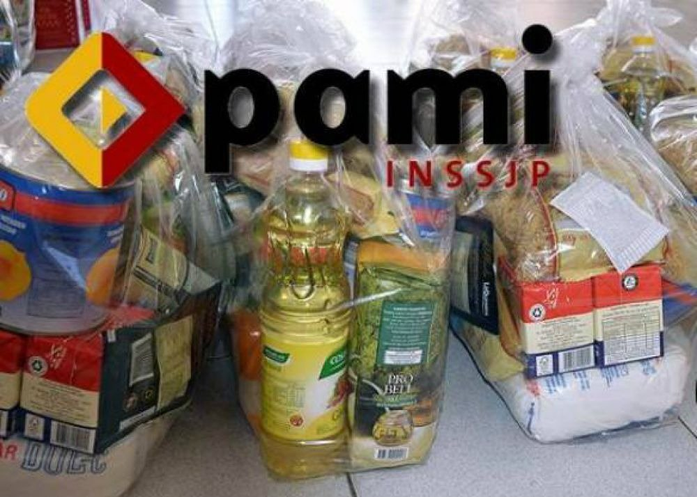 PAMI otorgará $1.600 a 540.000 jubilados que reciben bolsones alimentarios