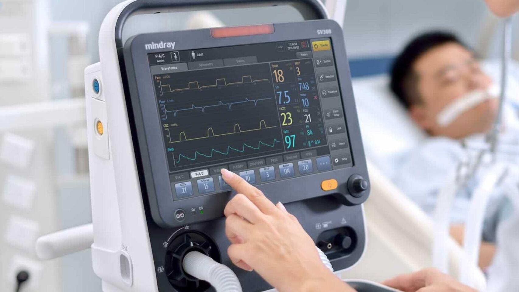 La UBA desarrolló un dispositivo para que un respirador ventile a dos pacientes simultáneamente