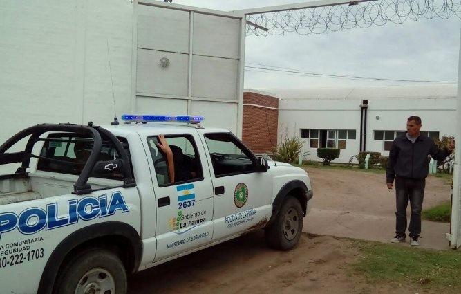 Continúa la huelga de hambre en la Alcaidía de la Unidad Regional I de Santa Rosa