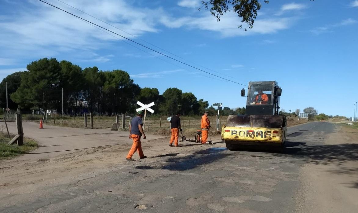 General Pico: Este año se realizarán obras de asfalto para 100 cuadras