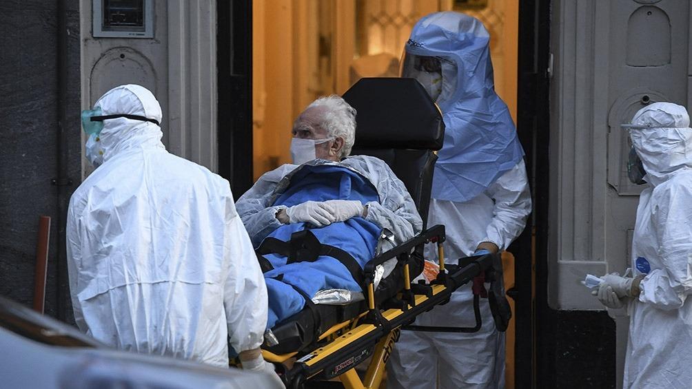 Se confirmaron 143 muertes y 9.276 nuevos contagios de Coronavirus en Argentina