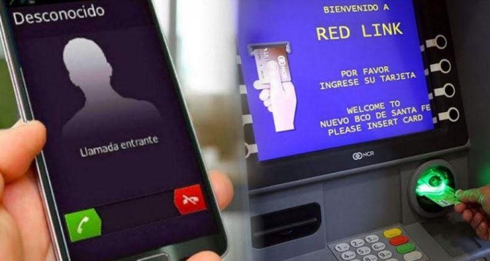 La idea de poner inhibidores de señal en los cajeros del Banco de La Pampa para evitar estafas llegó a la Cámara de Diputados