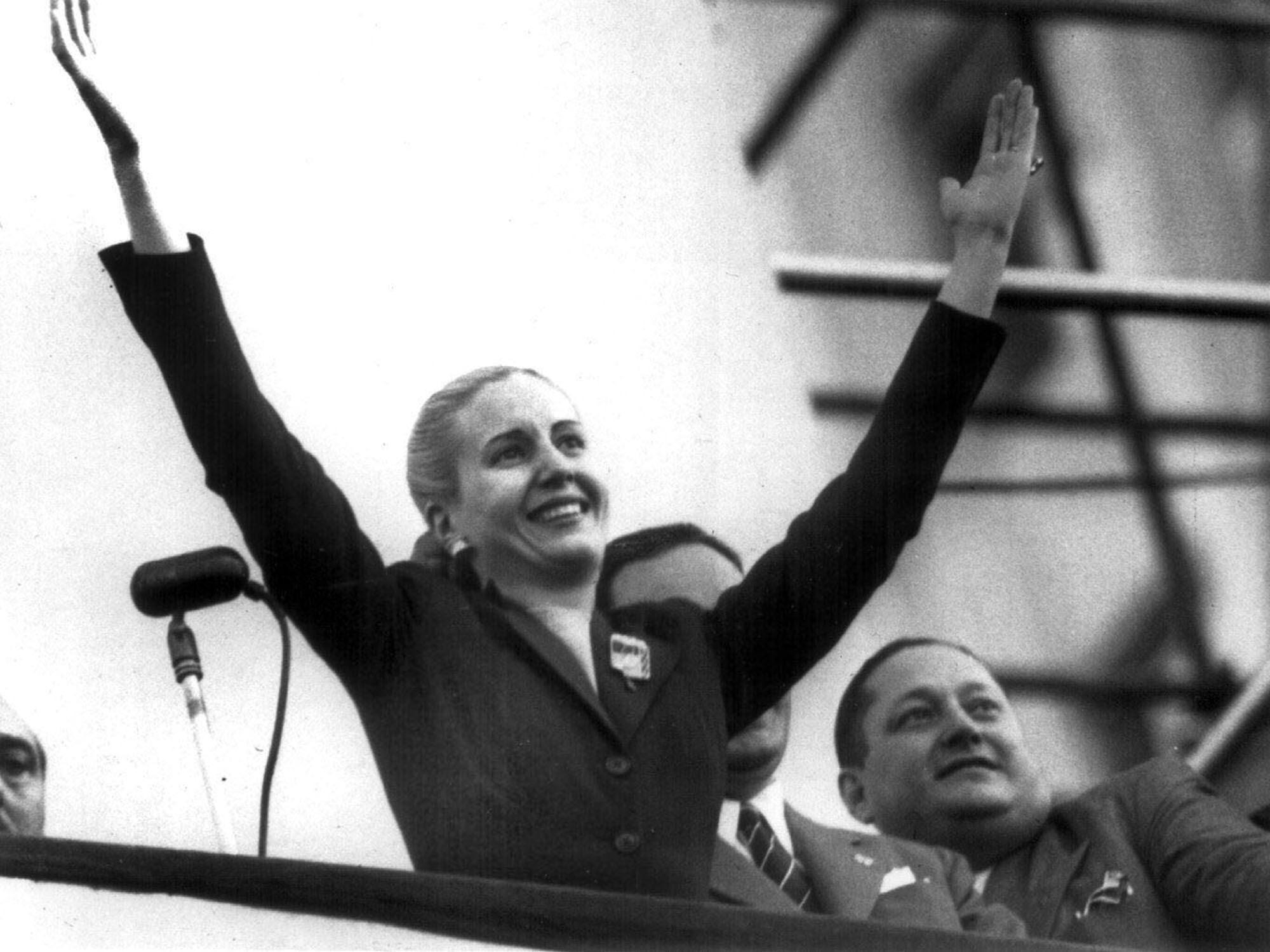 La diputada Mayoral realizó un homenaje al cumplirse el 101° aniversario del natalicio de Evita