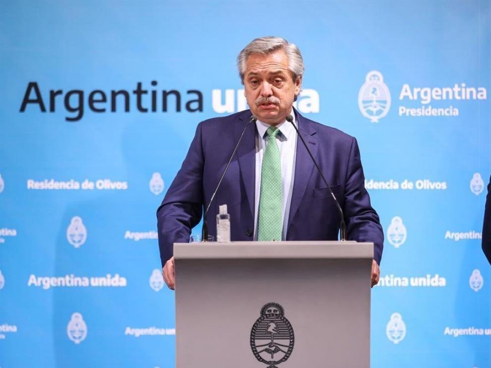 Alberto Fernández ya decidió extender la cuarentena obligatoria hasta el 24 de mayo