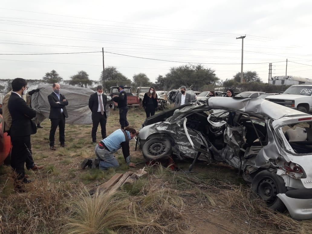 El imputado por el accidente donde murieron 6 personas en la navidad del 2018 aseguró entre lágrimas que no le dio «tiempo absolutamente a nada»