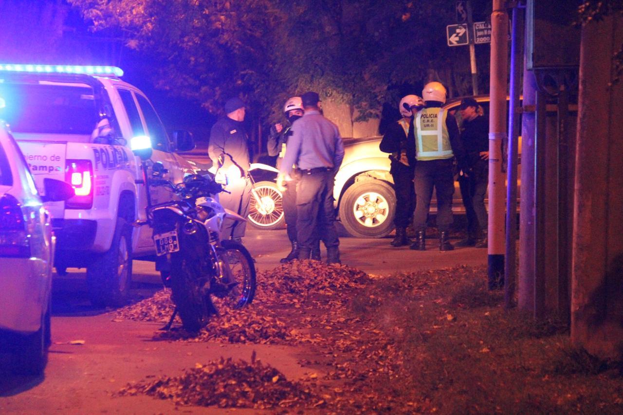 El joven apuñalado siete días atrás en barrio Ranqueles recibió el alta médica