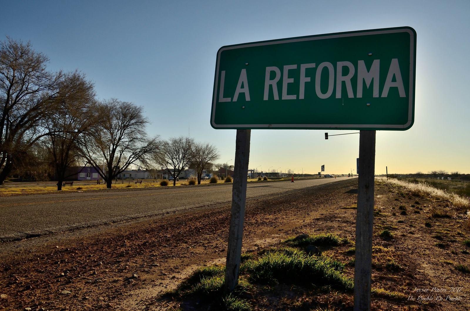¡La Reforma cumple hoy 118 años!