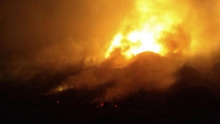 Se estrelló un avión en Chubut cuando intentaba aterrizar en el aeropuerto de Esquel. Murieron un médico y un enfermero