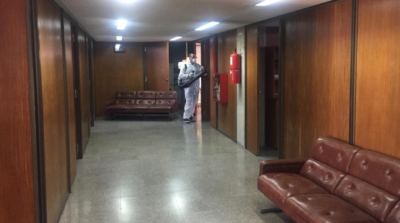 El Poder Judicial reinicia mañana sus actividades bajo estrictas medidas de seguridad sanitaria