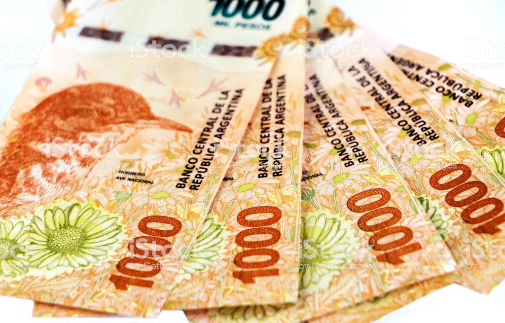 ¿Se vienen los billetes de 5 mil pesos?