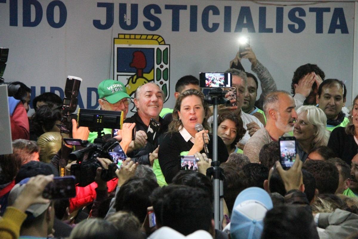 Hace un año, Fernanda Alonso, ganaba las elecciones y se convertía en la primera intendenta mujer de General Pico