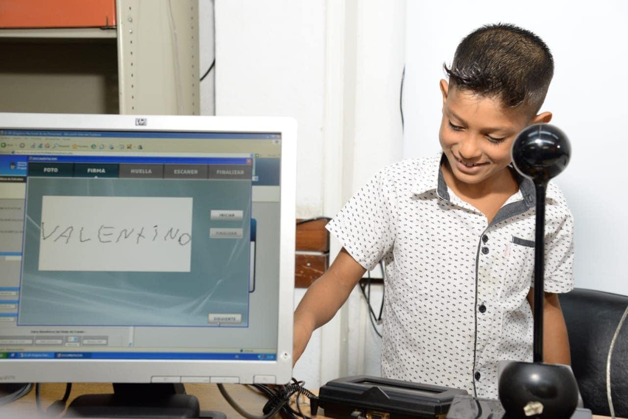 El Registro Civil Provincial se encuentra desarrollando un sistema de turnos web para atención al público
