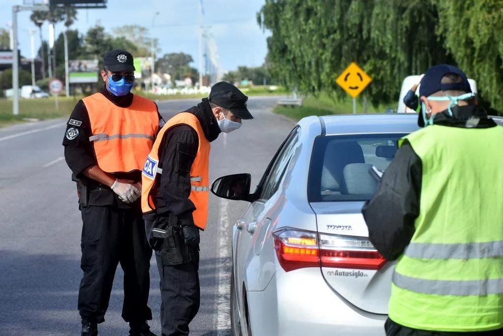 Desde el Ministerio de Seguridad pidieron extrema prudencia a quienes mañana circulen en rutas pampeanas