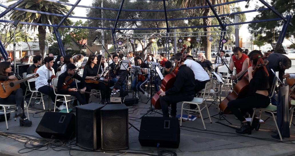 Abren la convocatoria para cubrir vacantes en la Orquesta Infanto–juvenil Juana Azurduy de General Pico