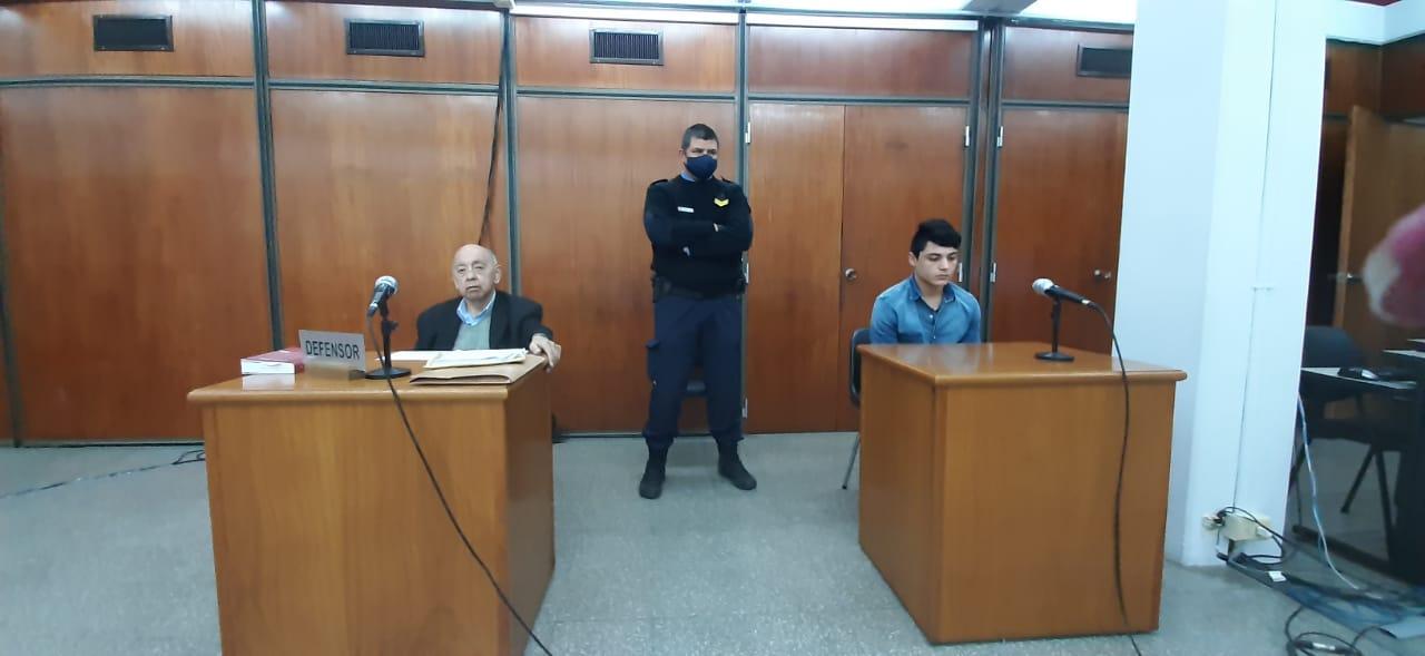 El asesino de Brian Bolto dijo en el juicio «pido mil  disculpas a la familia del chico, era mi amigo»