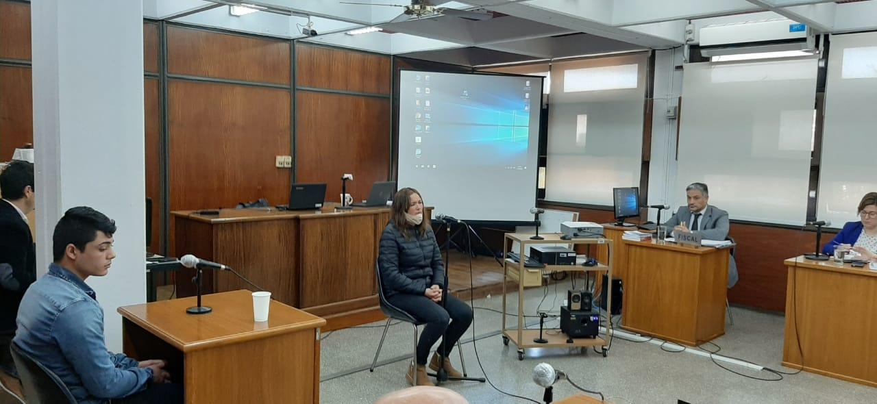 """Segunda jornada de debate en el juicio por la muerte de Brian Bolto: """"por lo poco que escuche, era un chico agresivo"""" dijo la madre de Naím Zoloa"""