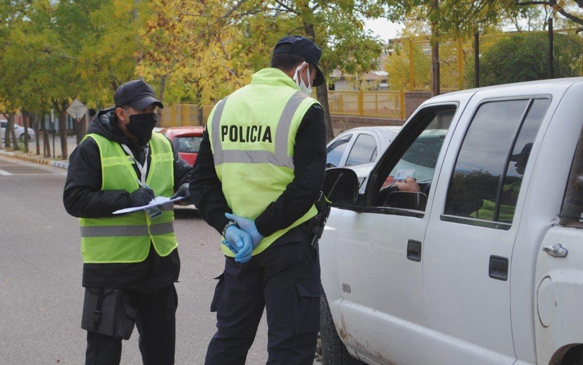 En 46 días de cuarentena son 2.049 personas las que han sido detenidas en General Pico y zona norte