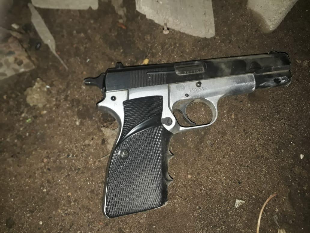 Un mecánico fue condenado a tres años de prisión efectiva por un robo con arma de fuego