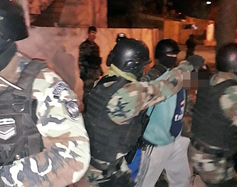 Procedimiento contra la droga en General Pico: Detienen una persona, secuestran marihuana y dinero en efectivo