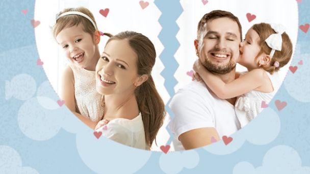 Los hijos de padres separados estarán autorizados a cambiar de casa una vez por semana