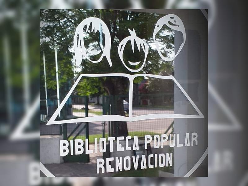 La Biblioteca de Intendente Alvear abrirá sus puertas a partir del lunes 1 de junio