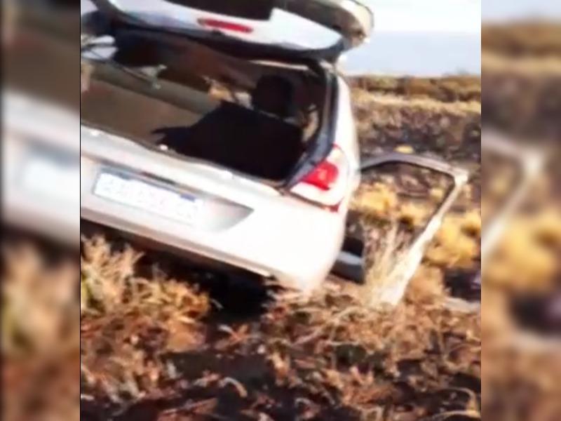 Vuelco fatal en Mendoza: Murieron dos personas, el conductor y su acompañante que era de La Pampa