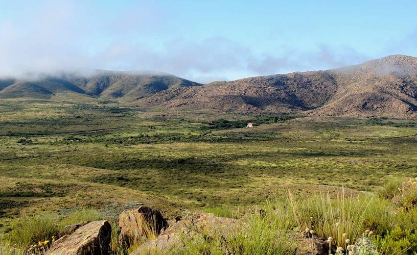 ¡El Parque Nacional Lihué Calel cumple hoy 44 años!