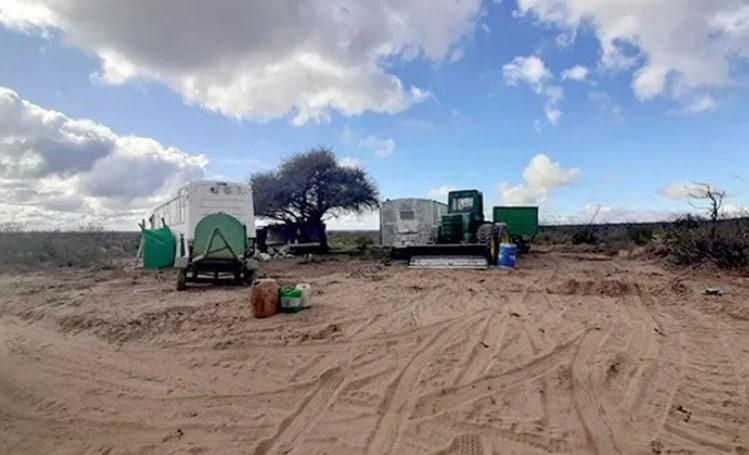 General Acha: Investigan cabaña por explotación laboral a 16  hacheros de la provincia de Chaco