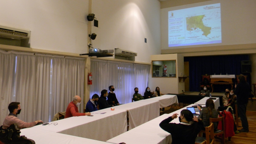 La Universidad de La Pampa presentó el tercer informe del avance sobre el Inventario de los Recursos Hídricos