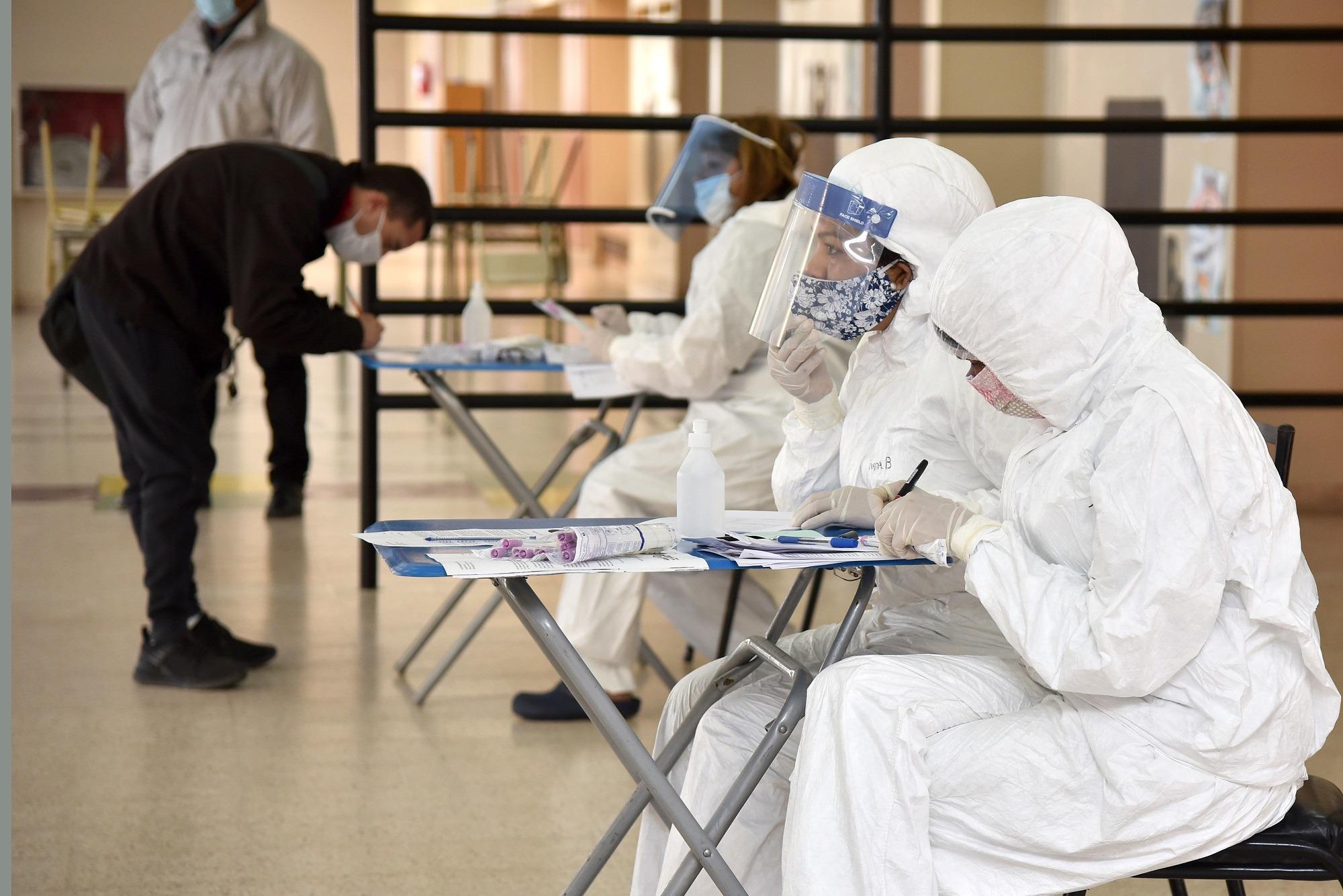 """La Pampa continúa con 6 casos de Coronavirus """"recuperados"""" y tan sólo uno """"activo"""": La paciente continúa estable y aislada"""