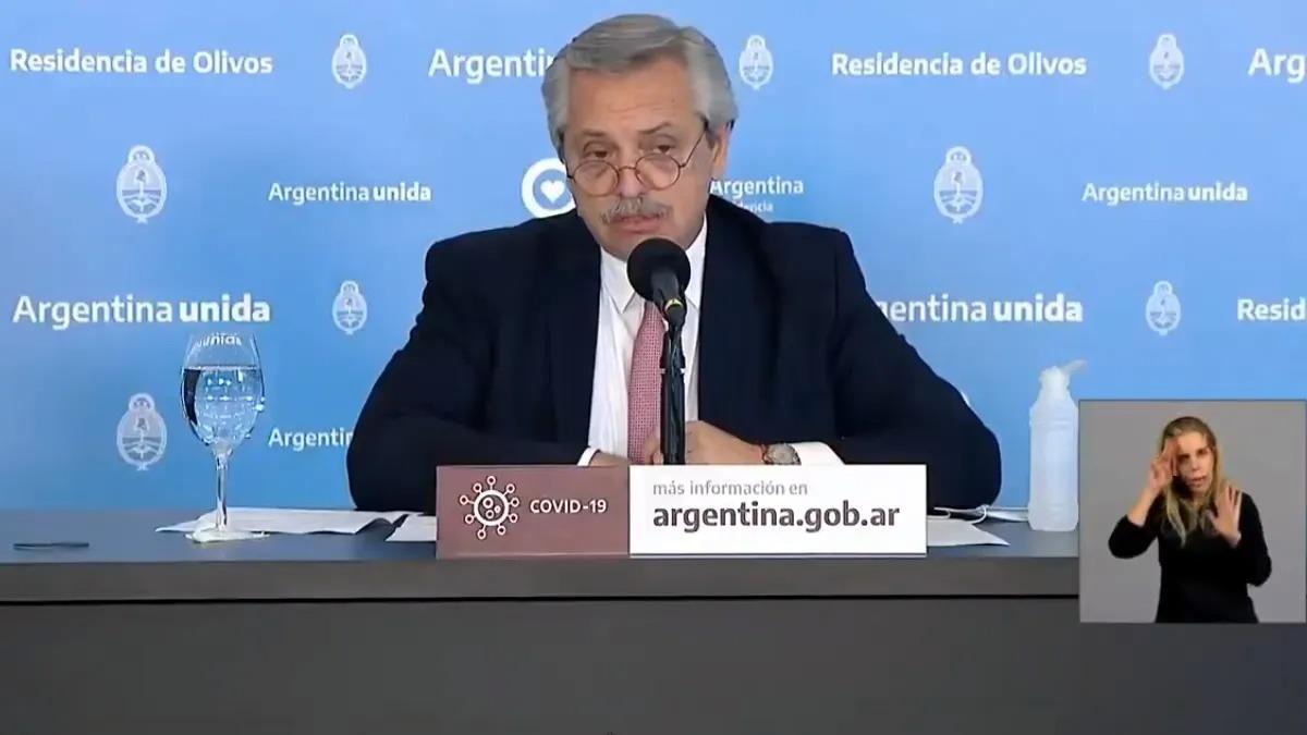 El Presidente habilitó que se termine la cuarentena estricta en La Pampa y ahora se espera la confirmación provincial para que sea efectiva