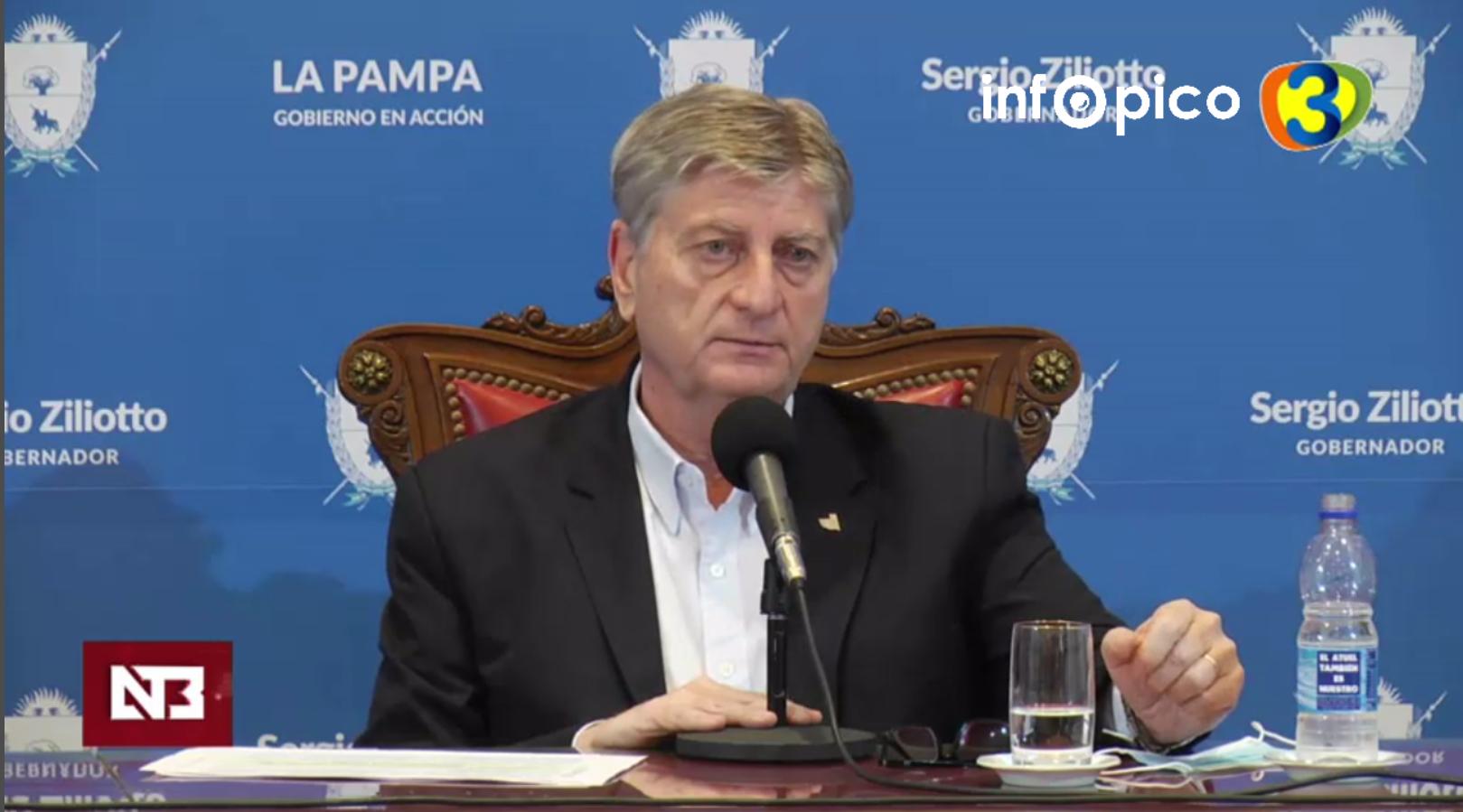 Tratado La Pampa-San Luis: El Banco de La Pampa se instalará en la provincia puntana y se trabajará en forma conjunta en la producción de medicamentos