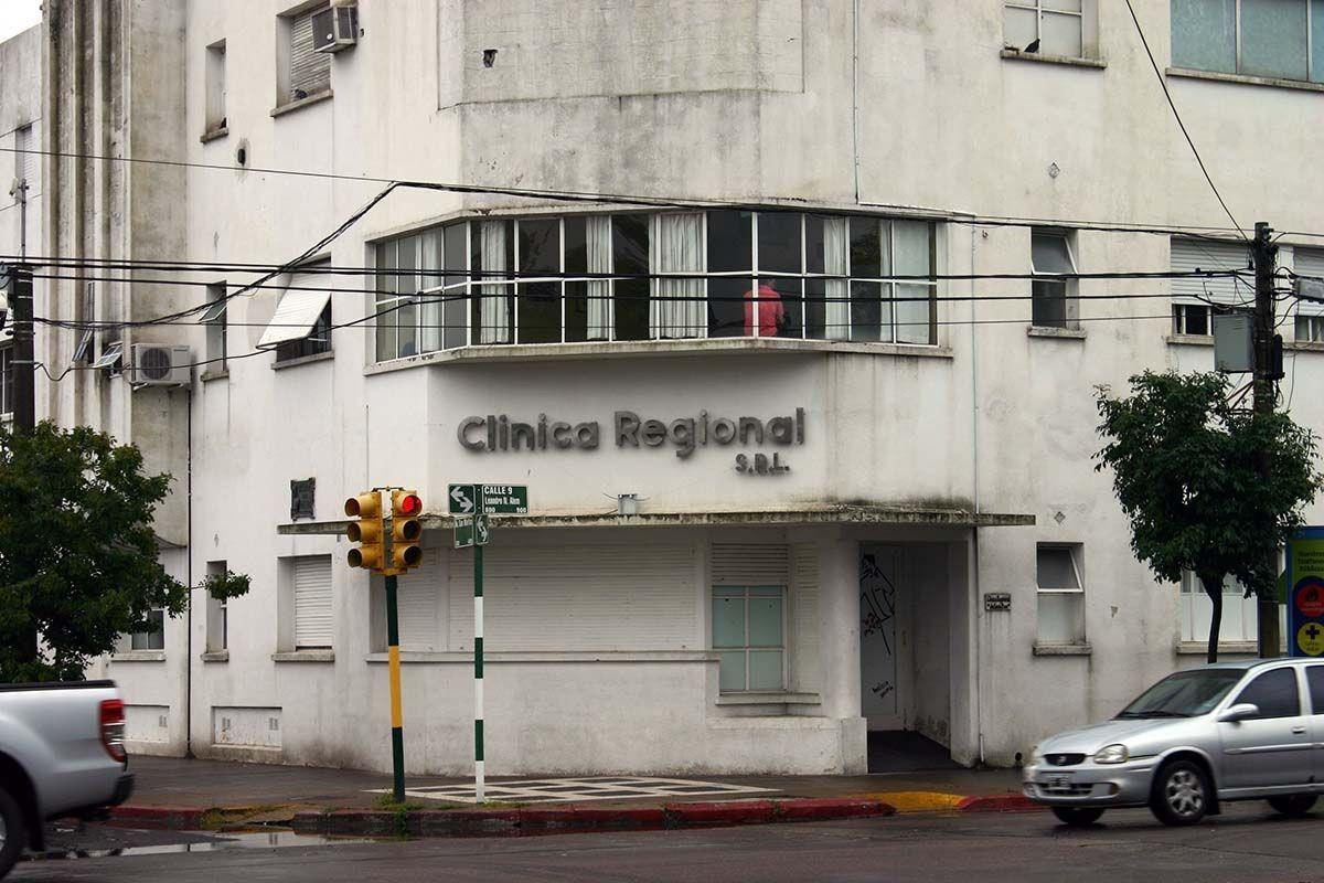 Vecina agradeció a todo el personal de la Clínica Regional y a distintas instituciones por la atención recibida
