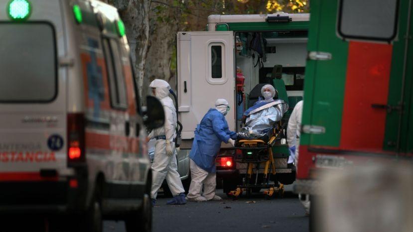 Hoy hubo 32 muertes y 2.146 nuevos casos de Coronavirus en Argentina: Es el número más alto de contagios para una jornada